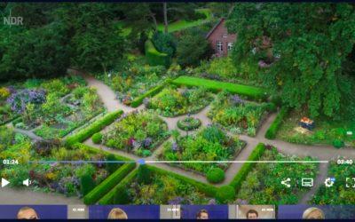 NDR DAS!: Wunderschöne Gärten aus der Vogelperspektive