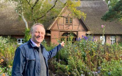 Herwyn Ehlers übernimmt Förderkreis-Vorsitz von Hans-Dieter Warda