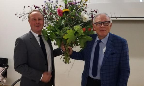 Norddeutsche Gartenschau hat einen neuen Chef